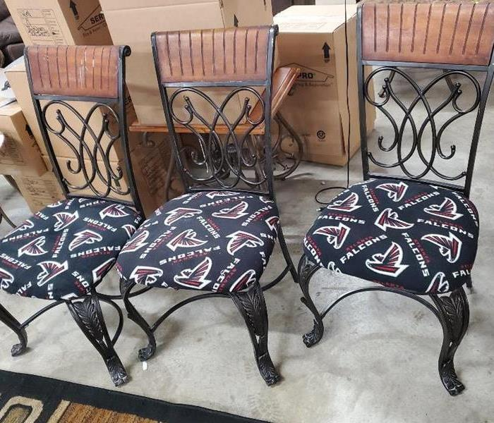Dining Room Chairs After