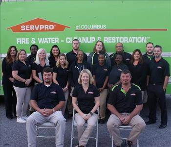 SERVPRO of Columbus Family