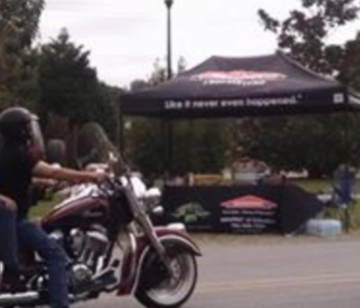 Charity Ride for the Harris County, Ga Volunteer Fire Dept.