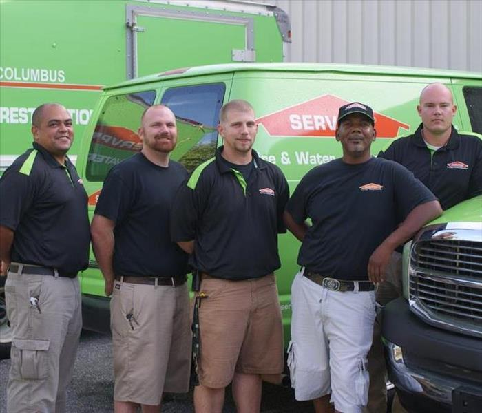 General For Immediate Service in Columbus, Call SERVPRO